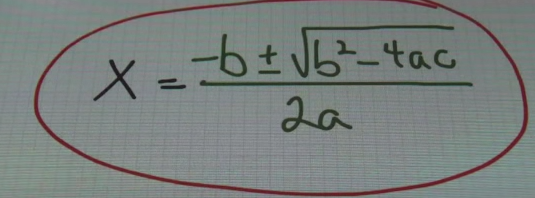 quadratic-equation-formula