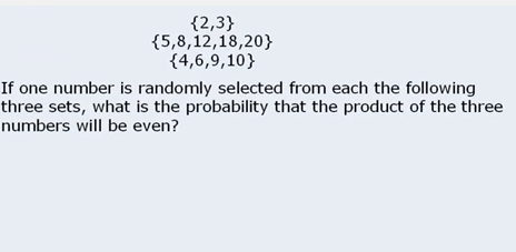 GMAT Day 10 - Probability - Noob to Hacker